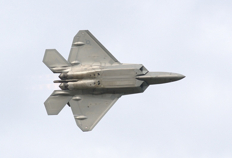 The Real Reason the U.S. Air Force Won't Build New F-22 Raptors