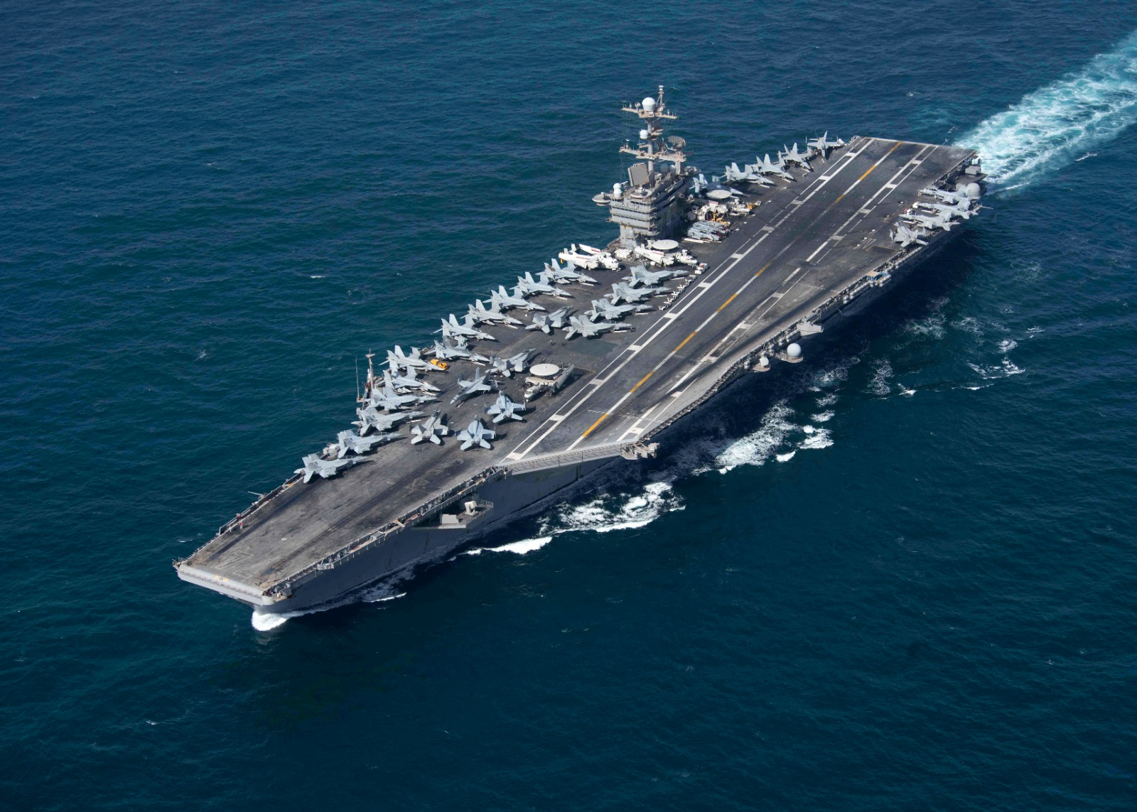 The U.S. Navy And China Want To Kill Each Other's Aircraft Carriers