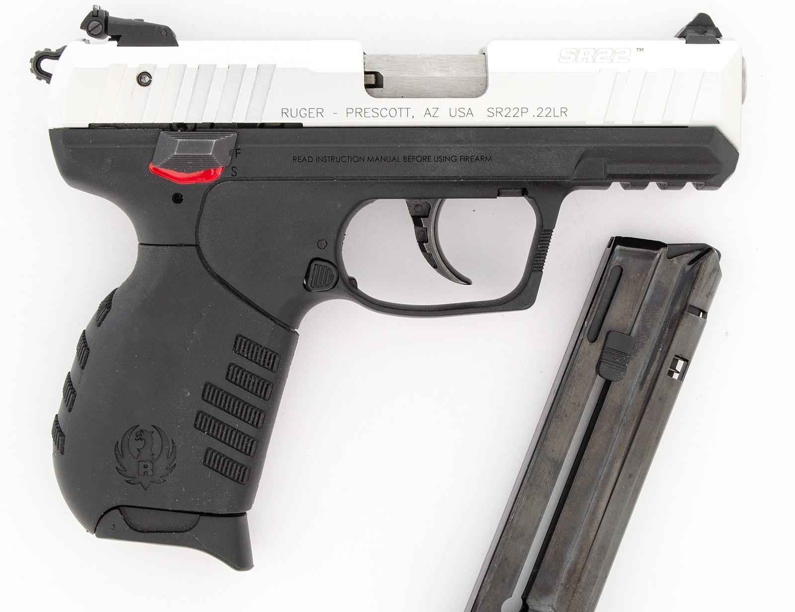 Wonder Gun Ruger S Sr22 Pistol Can Do
