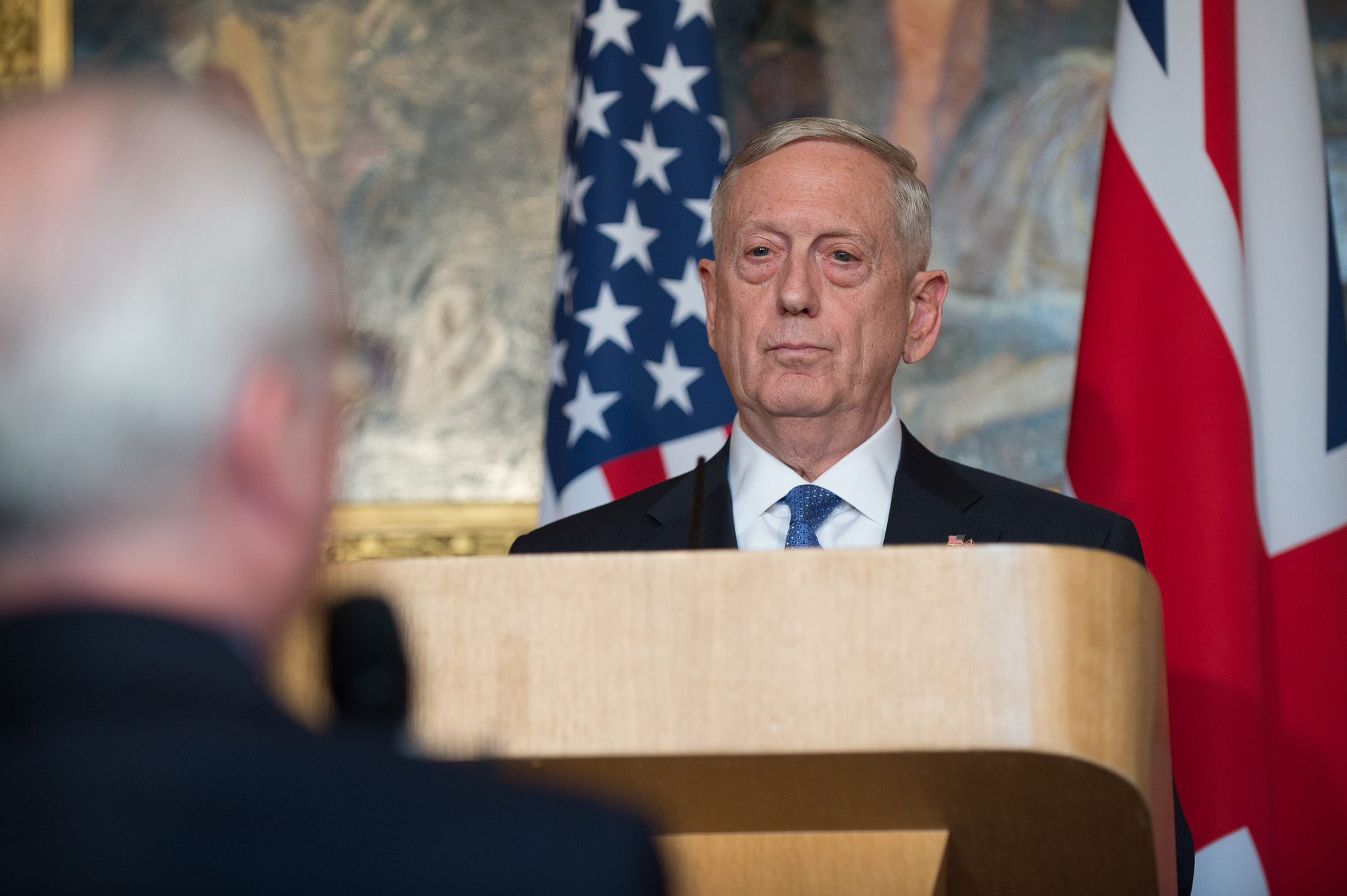 Mattis Under Pressure to Look into China's Backdoor Threat to National Security