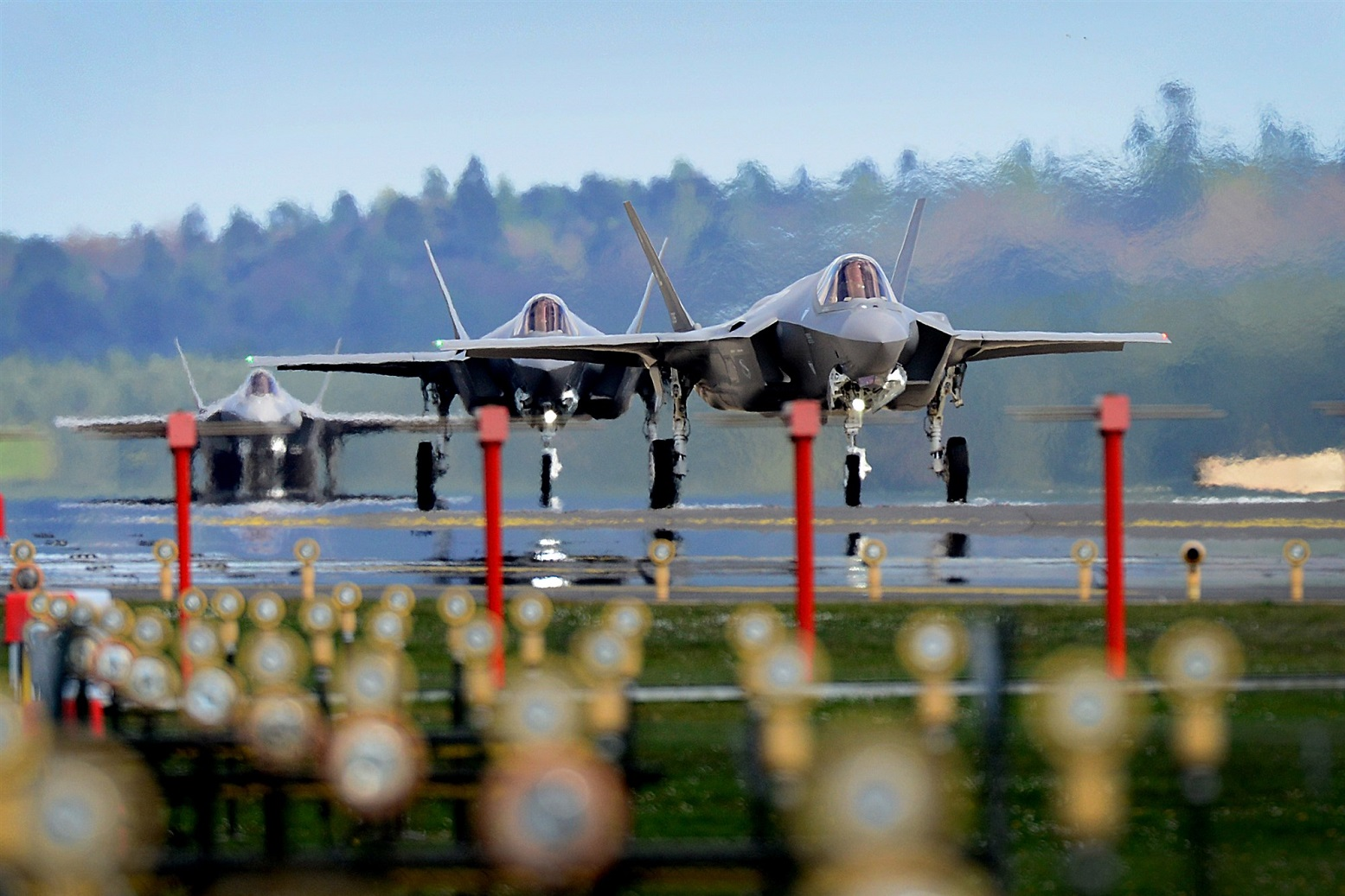 This Makes North Korea Get the Sweats: An Attack By an F-35 Fighter