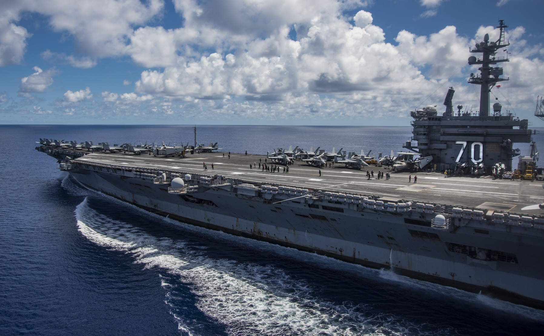 How One Stupid Engineering Mistake Sunk an Aircraft Carrier