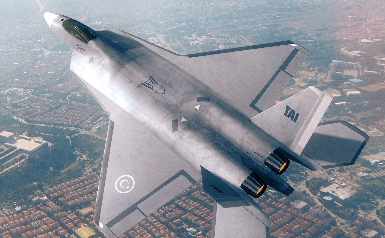Could Turkey Build Their Very Own 'F-35' Stealth Fighter?