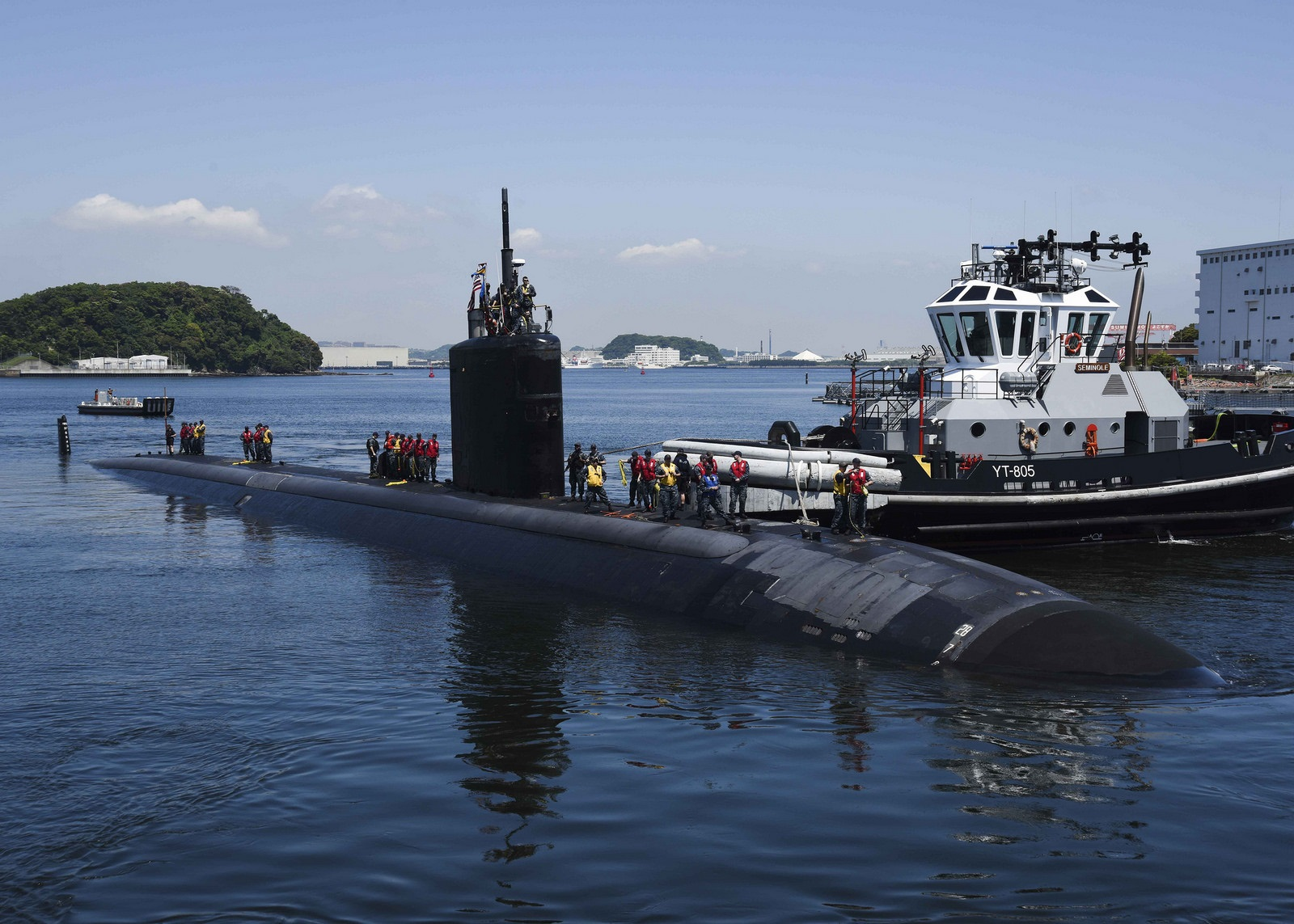 Naval Dreams: Would America Ever Sell Nuclear Powered Attack Submarines?