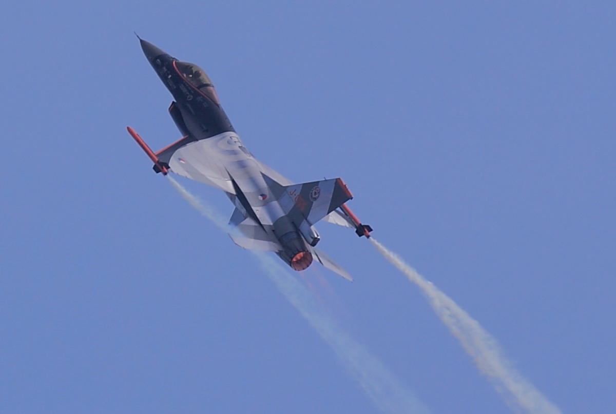U.S. Air Force- Fighter Pilots Might Be Out of a Job in the Near Future Interest