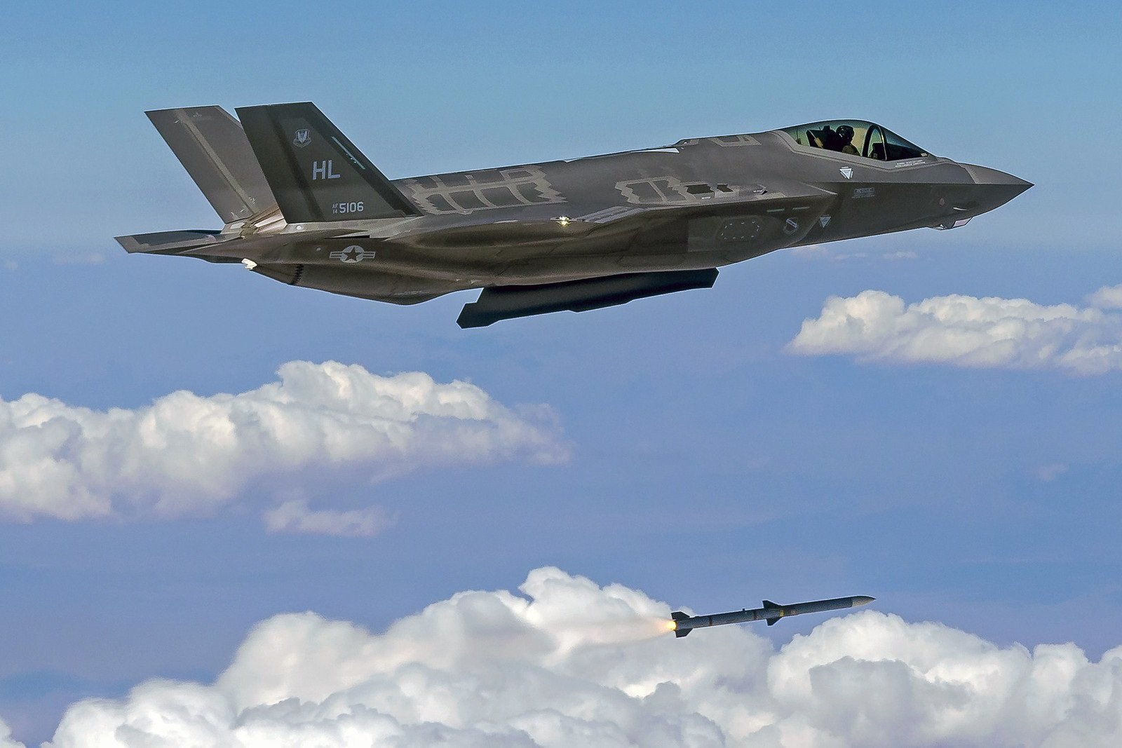 Is the F-35 Stealth Fighter 'Made in China'?