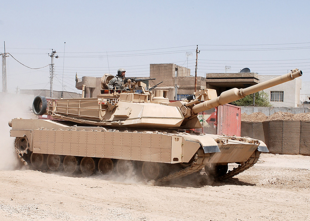 America Just Saved Its Only Tank Factory