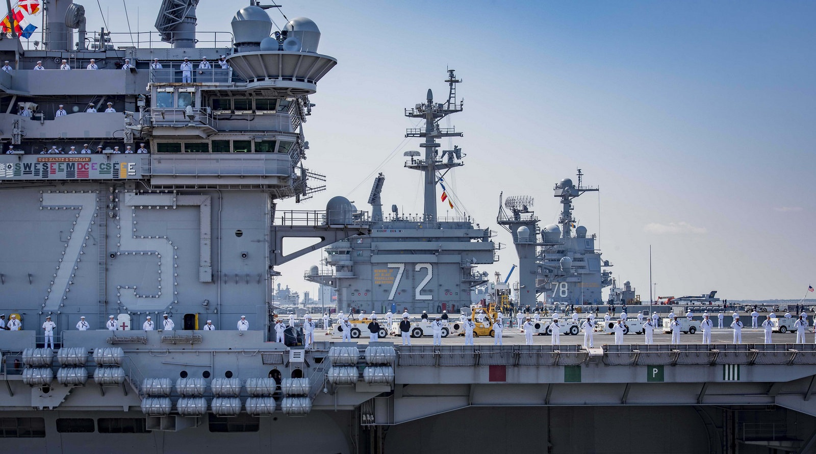 America Is an Aircraft Carrier Superpower. Why Isn't Russia?