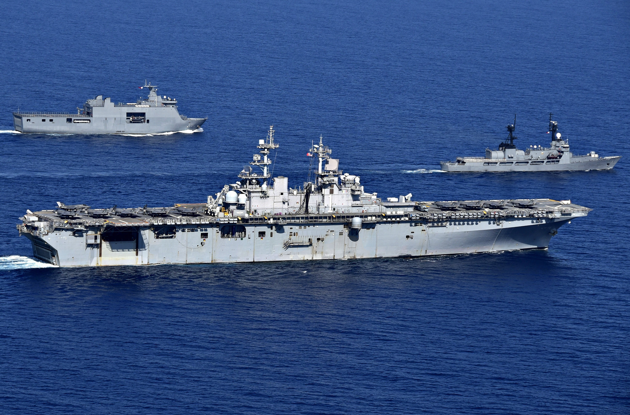 The U.S. Navy Has a Serious Problem: Too Few Ships