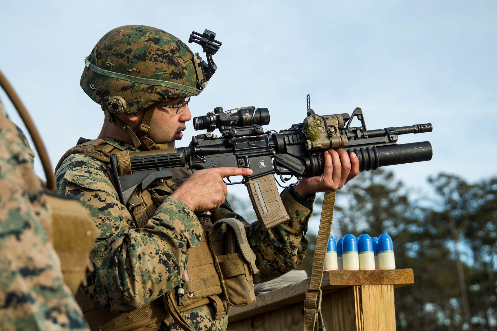 The Marines are Finally Getting Their Hands On a New Grenade Launcher