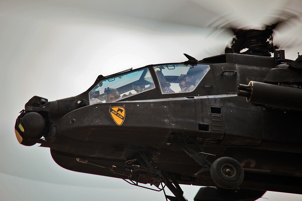 How the AH-64 Apache Became the Ultimate Attack Helicopter