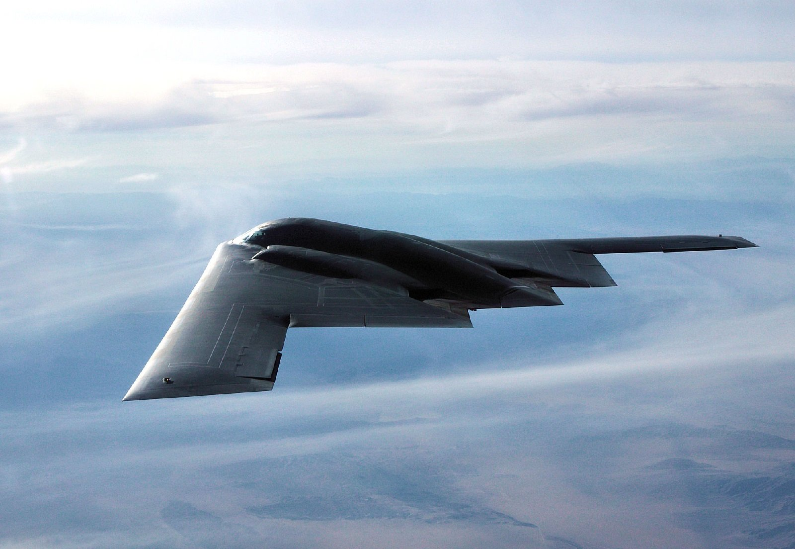 Take It From a B-2 Stealth Bomber Pilot: No Aircraft On the Planet Can Match It