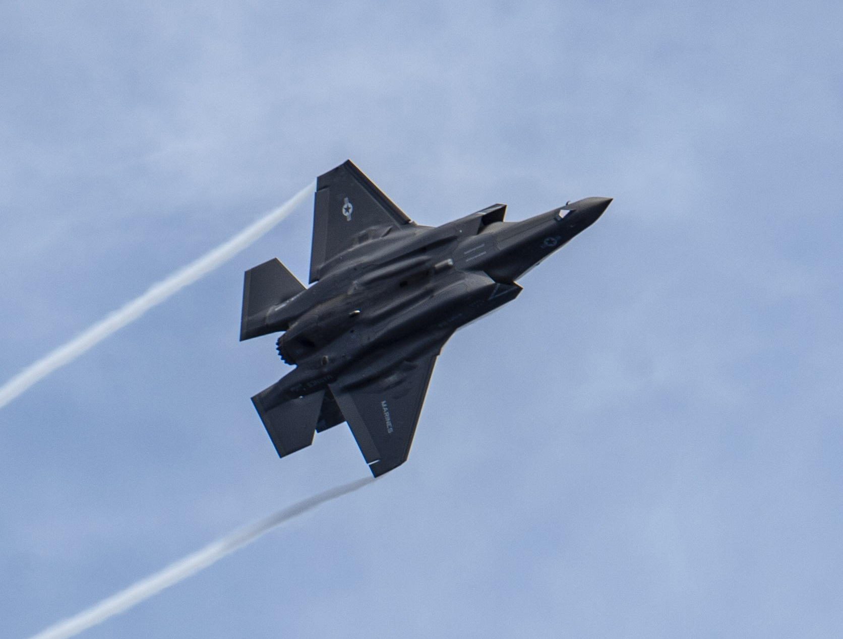 """Air Force F-35s Are Using """"Open Air"""" Ranges to Practice Fighting"""