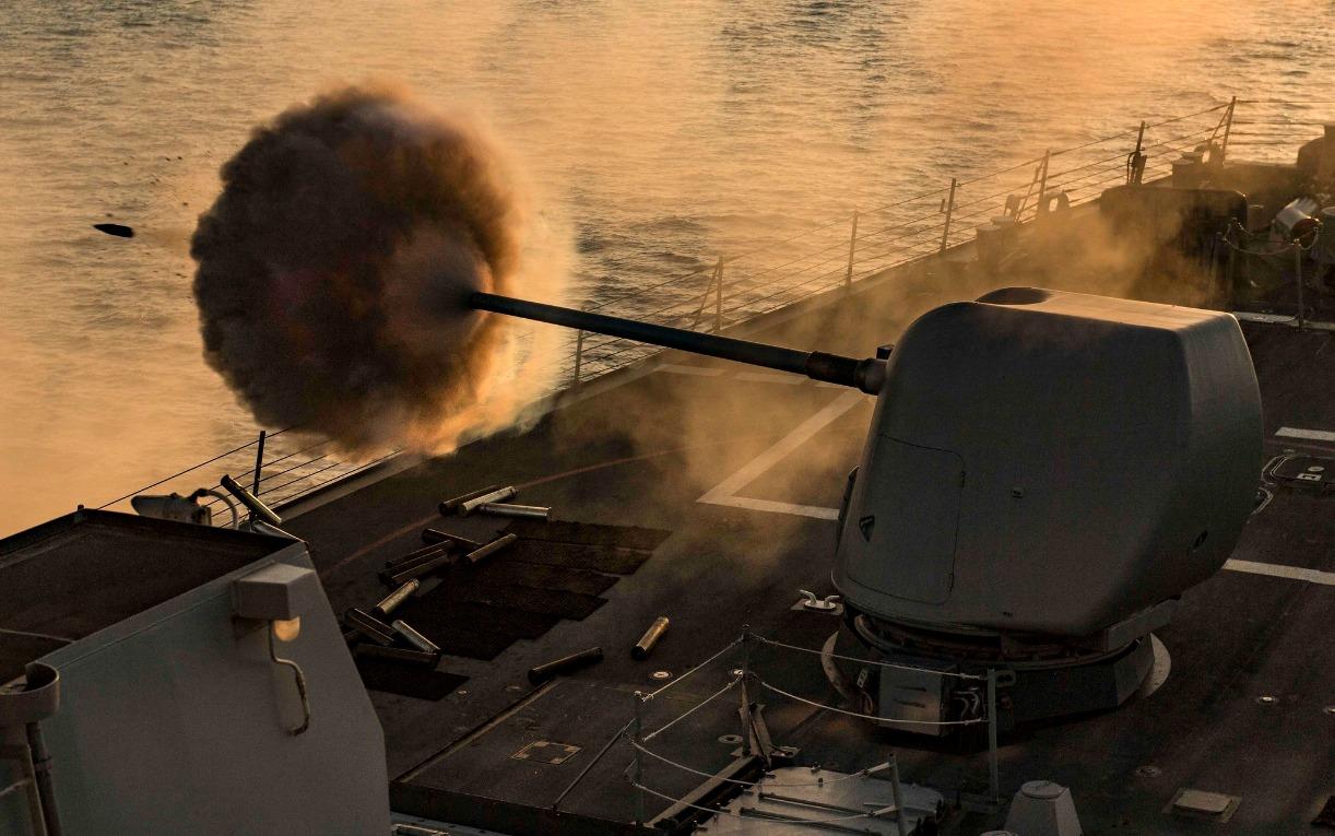 Tanker War: Iran Lost Big When It Took on the U.S. Navy