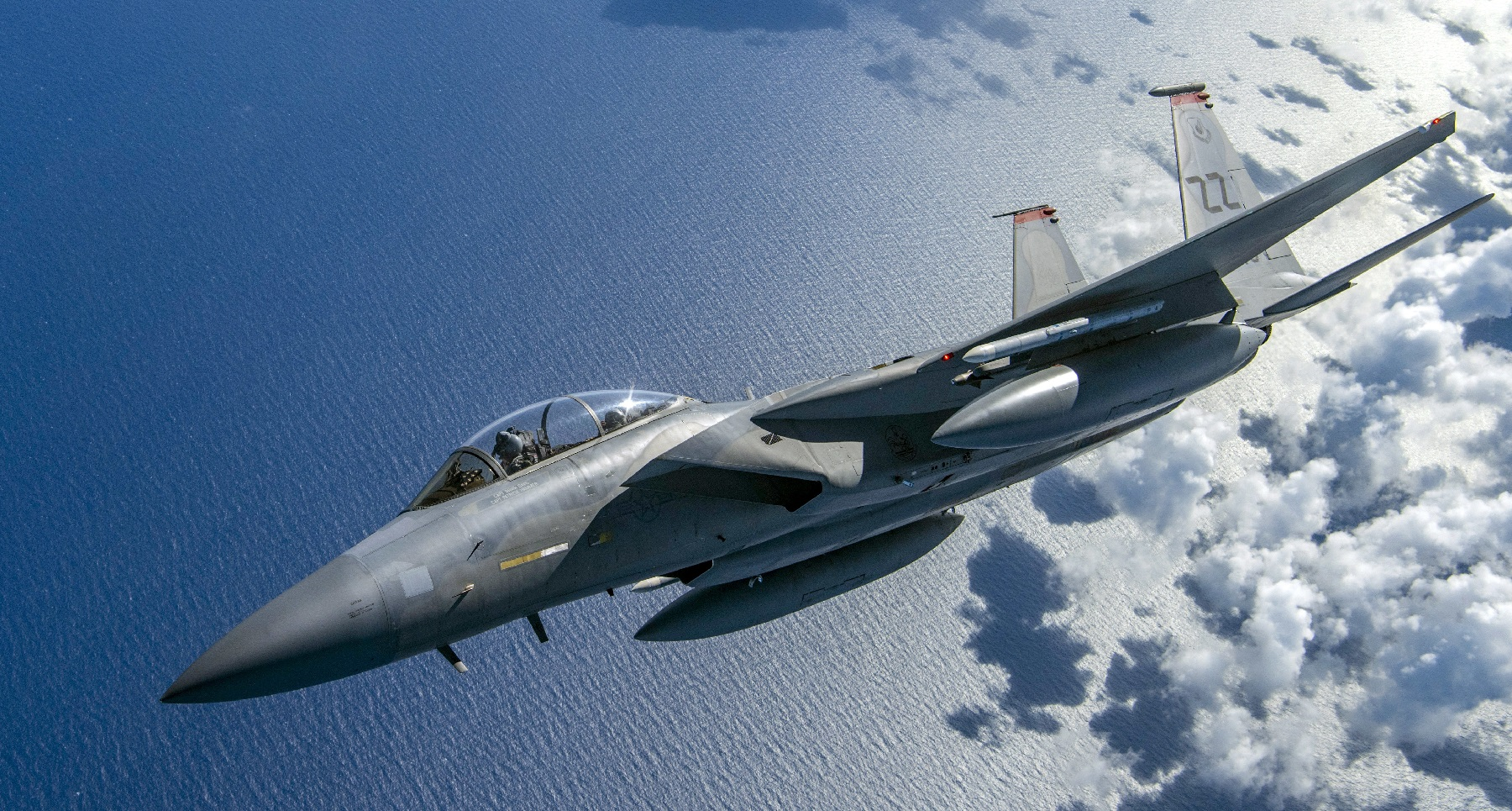 Elite Eagle: The Air Force Could Arm New F-15X Fighters with Hypersonic Missiles