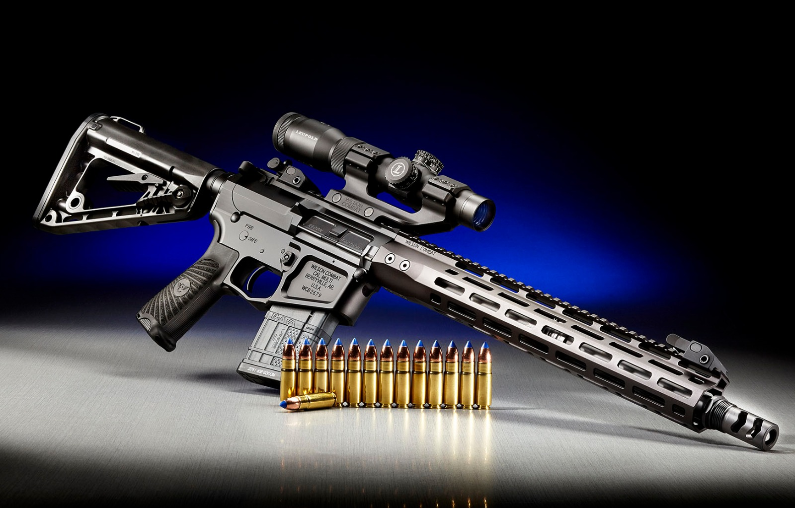 Imagine an AR-15 Rifle That Can Fire Bullets Twice as Wide