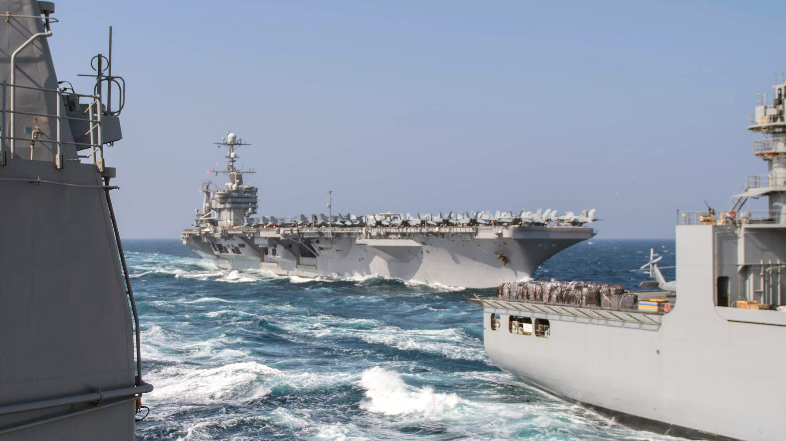 Terrifying Thought: North Korea Could Sink a Navy Aircraft Carrier