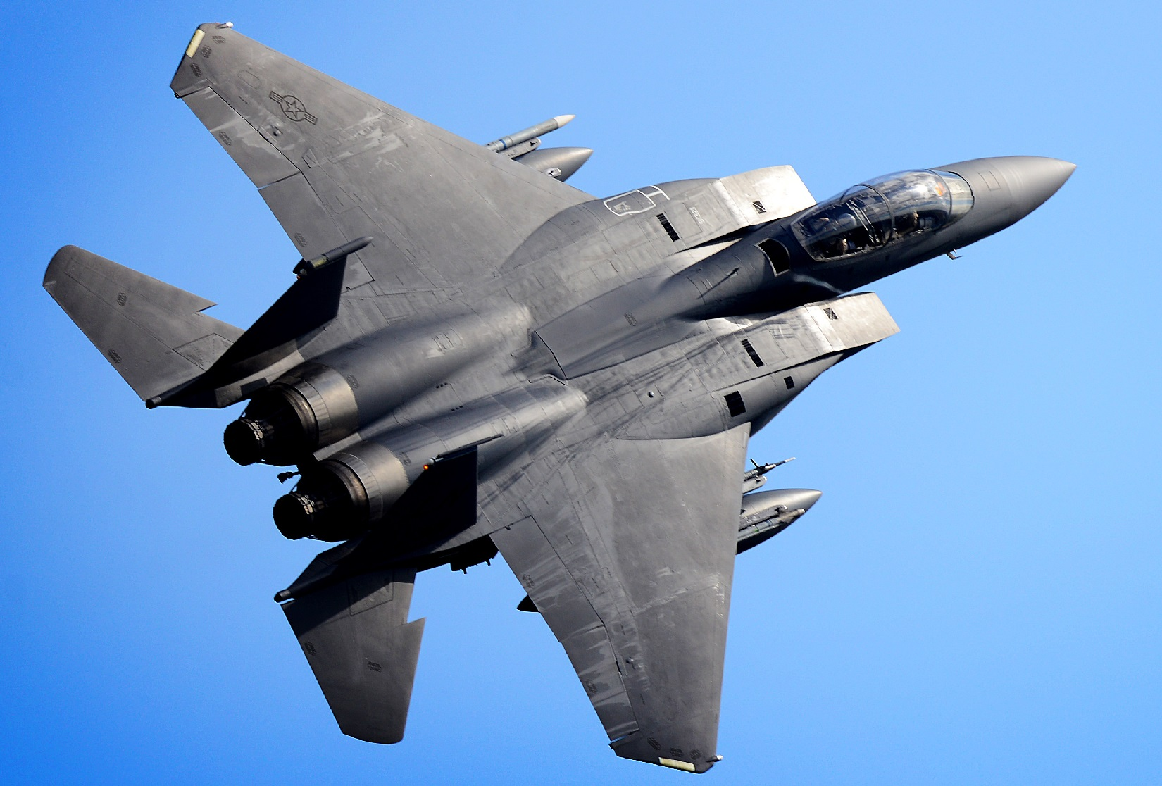 An Air Force Pilot Told Us What It Is Like to Attack with an F-15