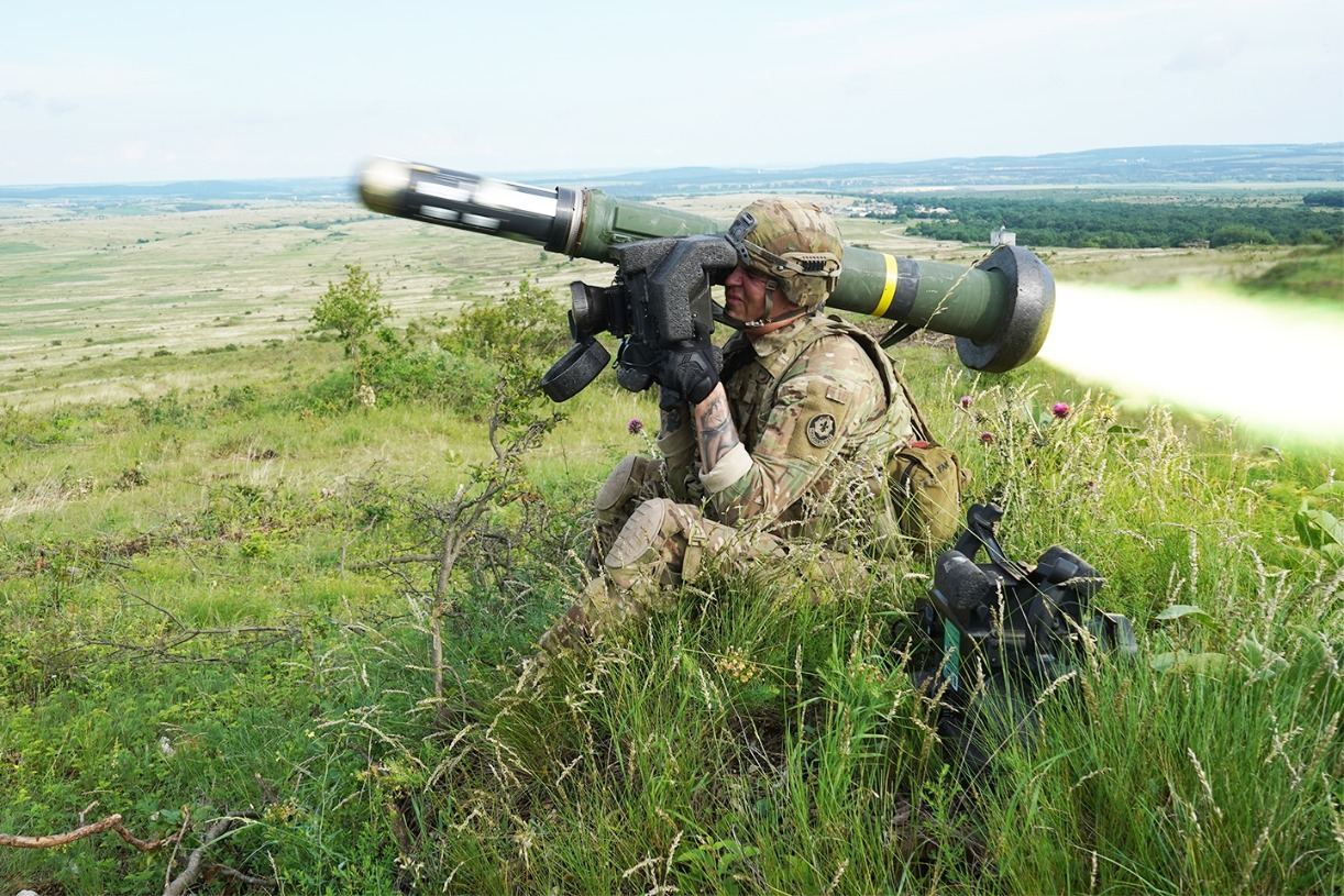 Kill the Tank: America's Javelin Missile Is Second to None