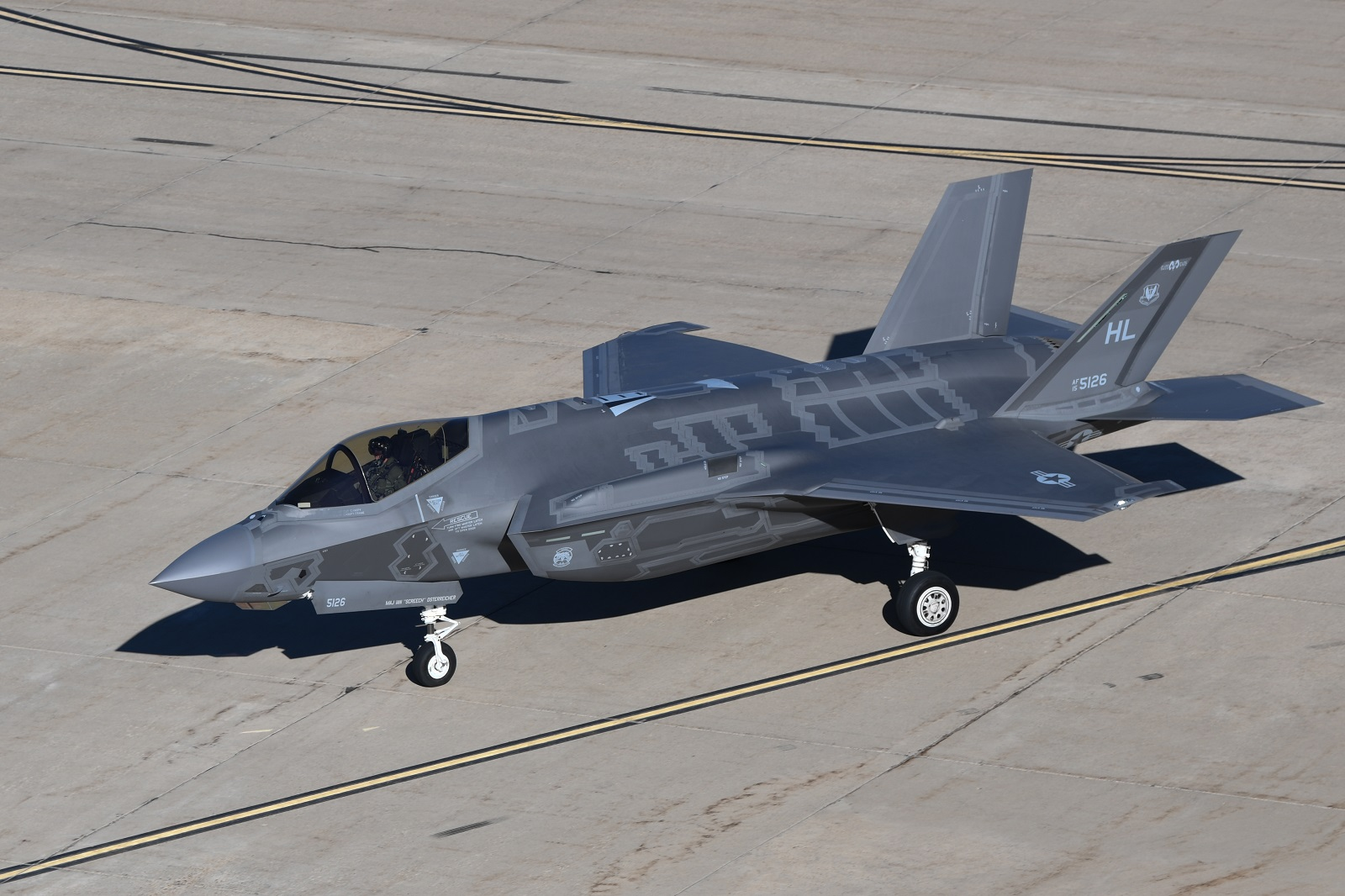 How To Beat Russia and China in a War: More F-35s and B-21 Stealth Bombers