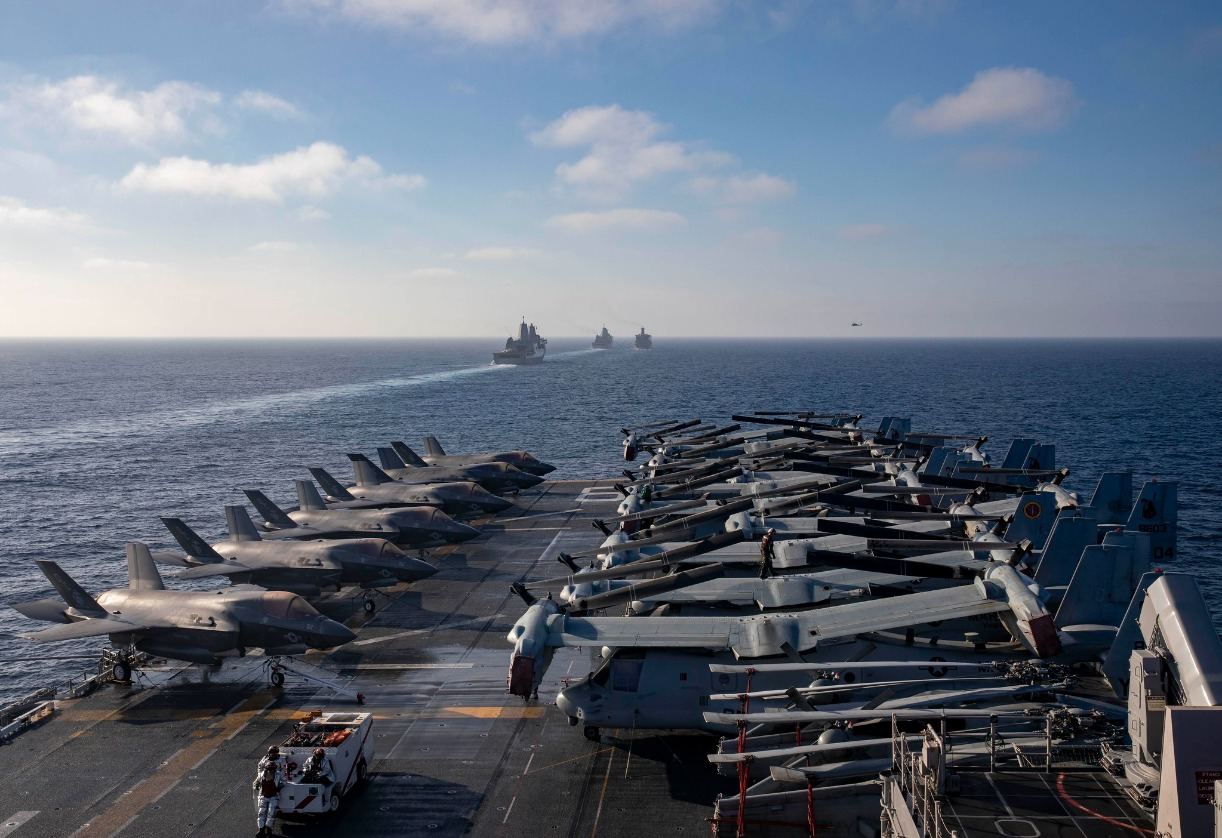 Has the Age of Chinese Naval Supremacy Arrived? Russia Says Nope.
