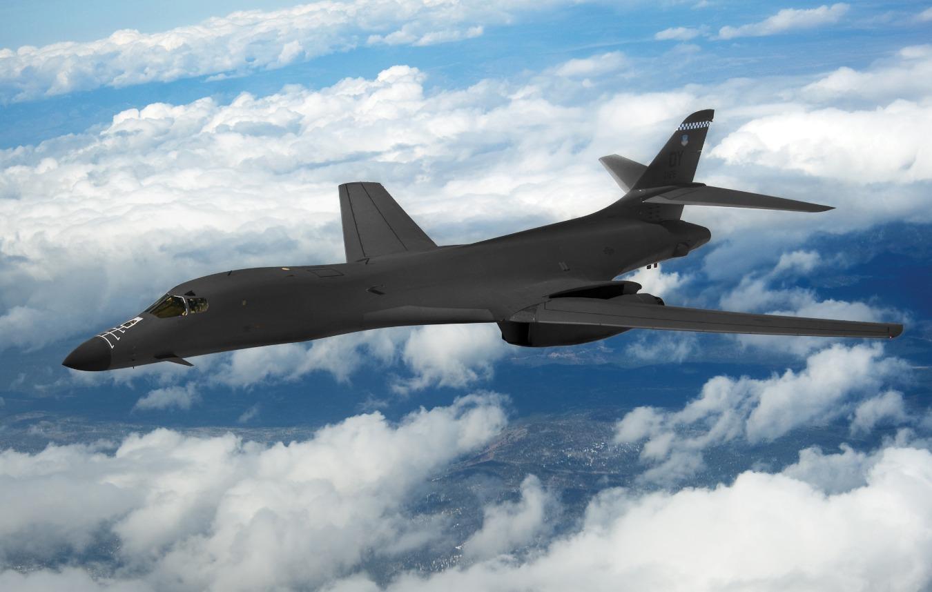 Resultado de imagen para How America's B-1B Bomber Become More Missile Carrier Than Aircraft