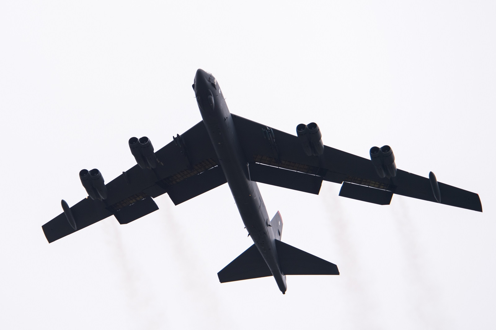 Nuclear Death Wish? Why Did These B-52 Bombers Fly at Wave-Top Heights?