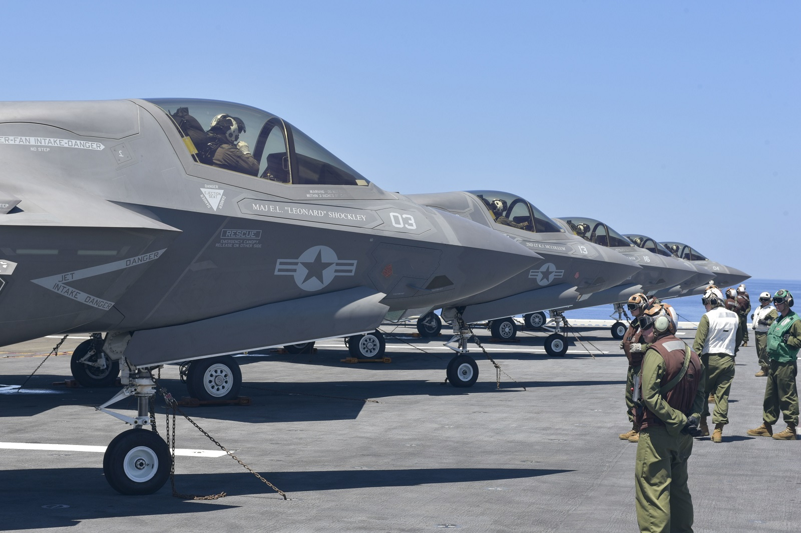 Can the U.S. Marine Corps Use F-35s to Wage Electronic Warfare?