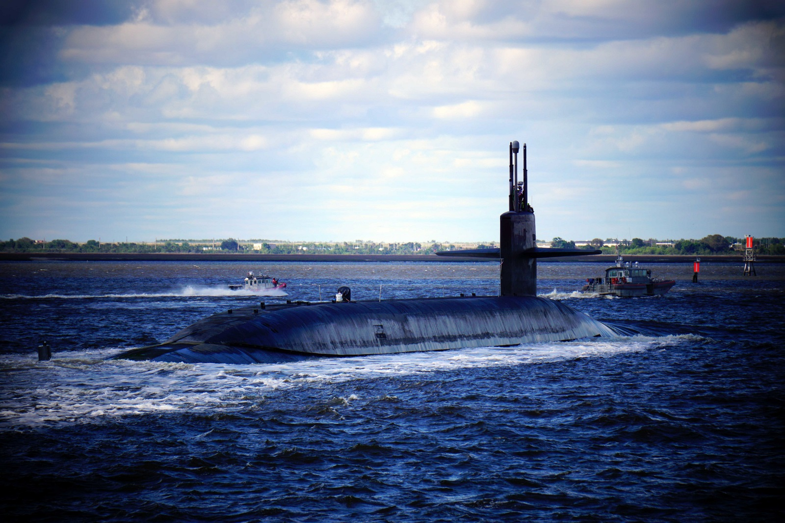 Imagine This: Did the Navy Build a Secret Base to Hide Submarines from Russia?