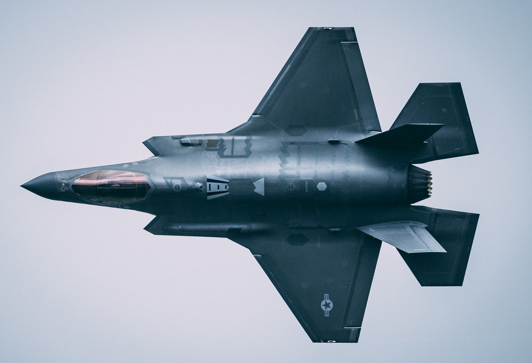 The Video the Air Force Wants Everyone To See: An F-35 in 'Beast Mode'