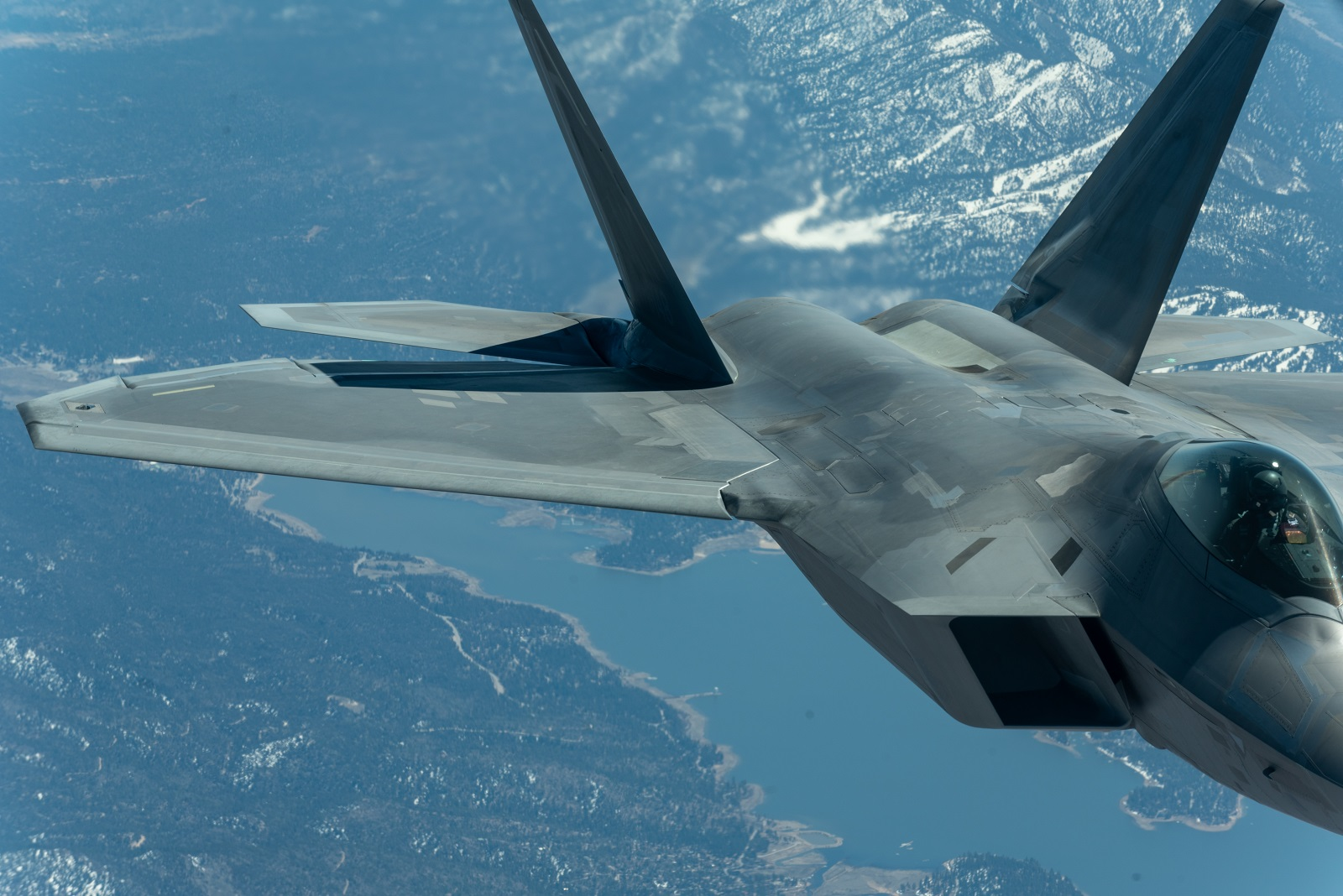 Bad News for China: J-20 Stealth Fighters Can't Touch an F-22s or F-35