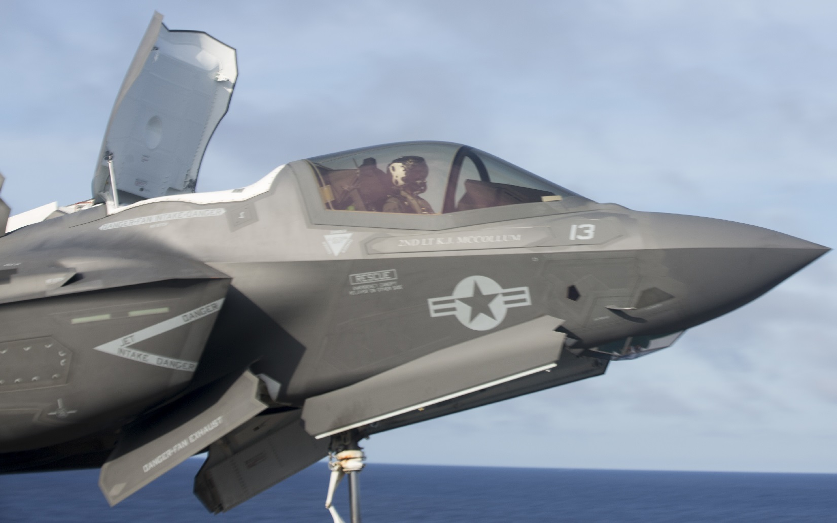 F-35s Are Flying Over Syria (Hint: They Aren't American)