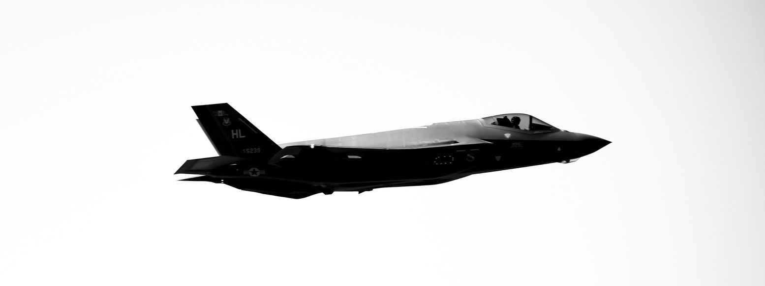 This Nation's Air Force Is Basically Dead. The F-35 Could Change That.