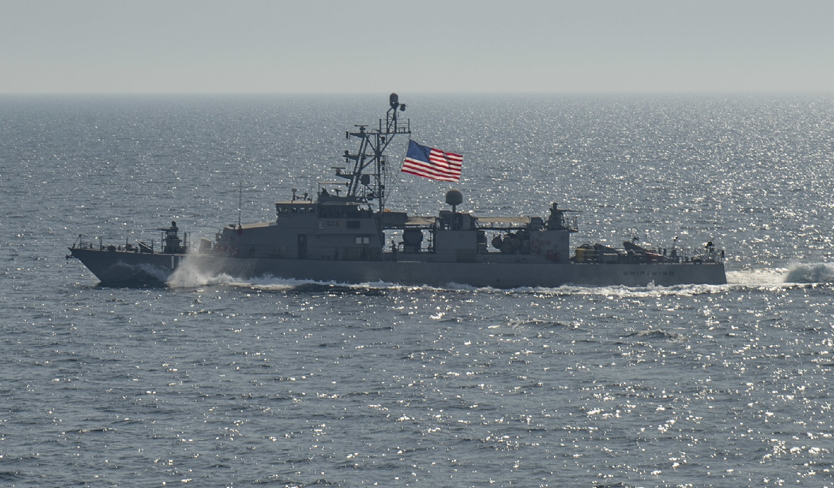 The Navy's Smallest Warships Could Be the First to See Combat Against