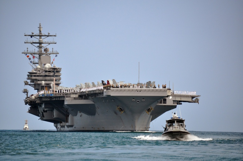 5 Most Lethal Aircraft Carriers of All Time | The National ...