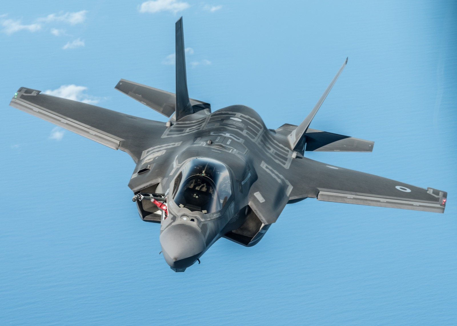 Russia Is Getting Ready To Get Up Close and Personal With NATO F-35s