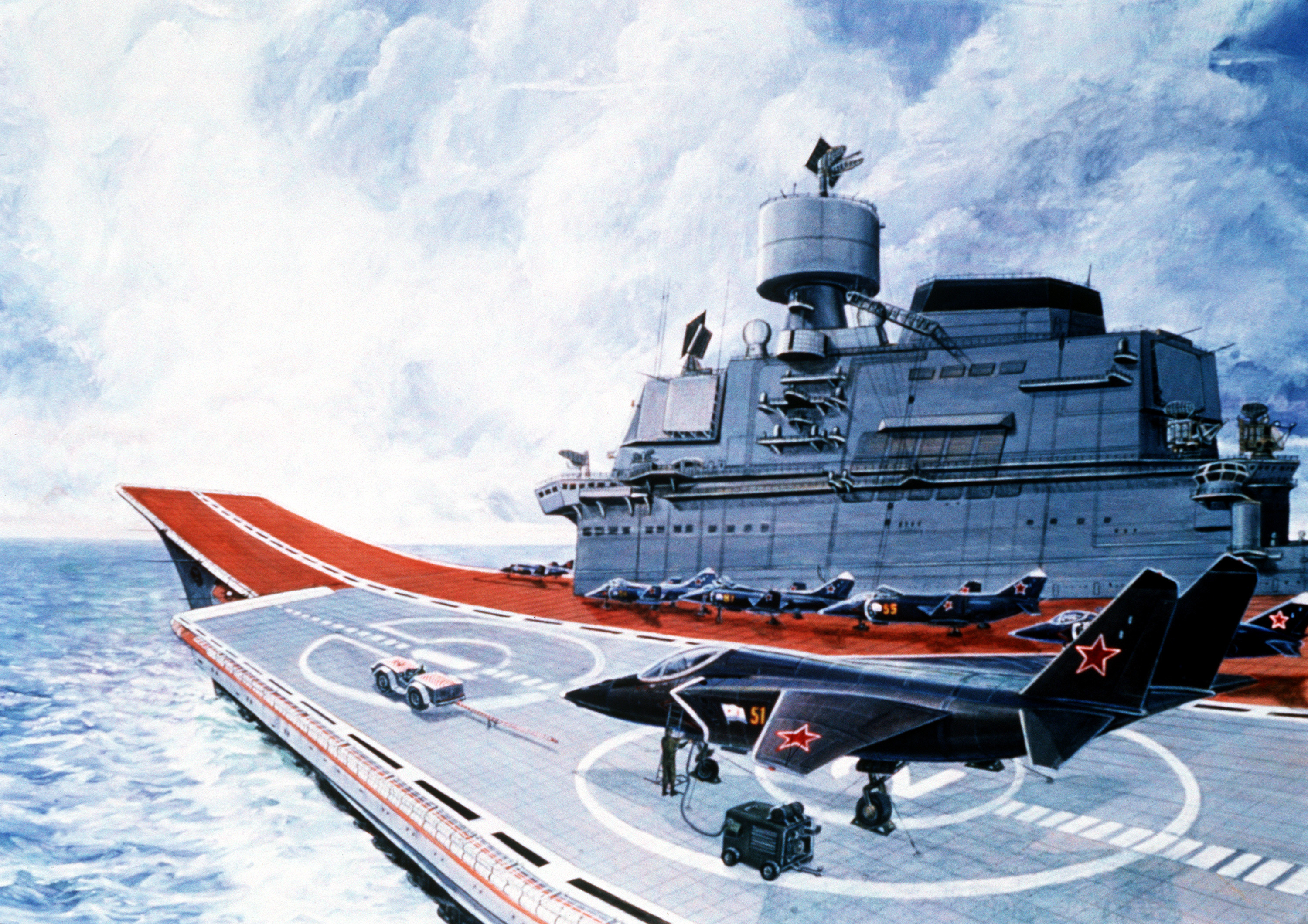 Did This Old Russian Jet Help Inspire the F-35?