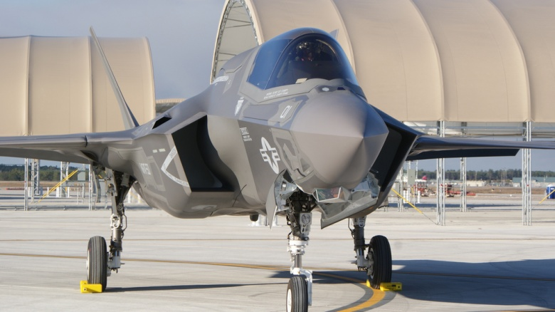 Why Russia, Iran and China Should Fear the U.S. Marine's F-35 Stealth Fighter