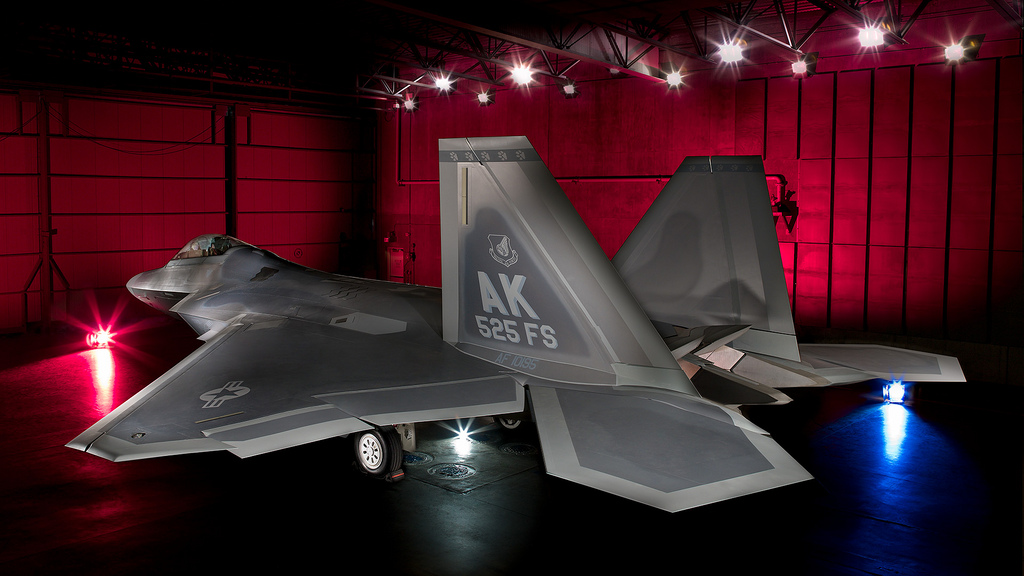 Why the U.S. Military Won't Ever Build Another F-22 Raptor