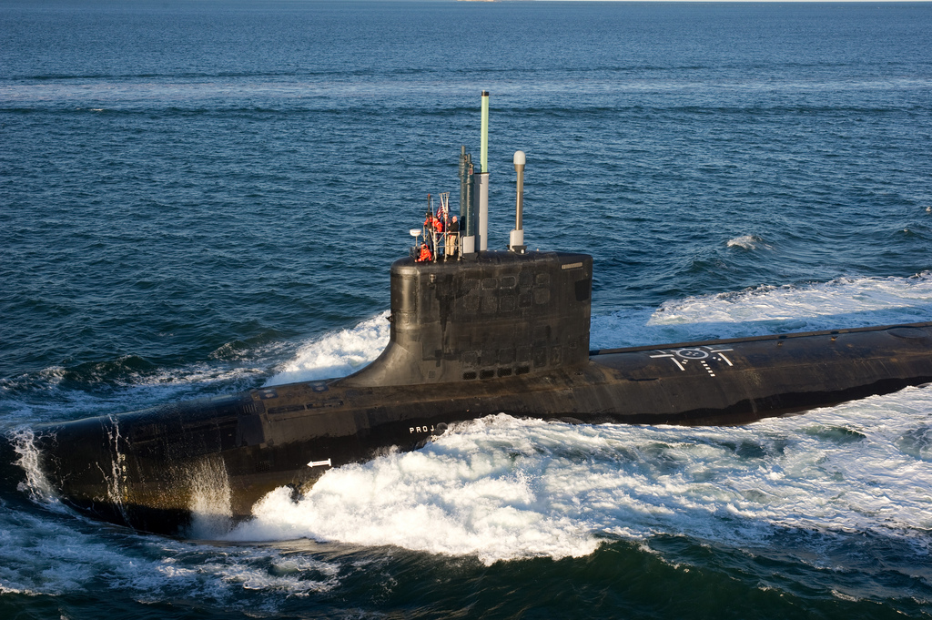 Is the Age of the Submarine Over?