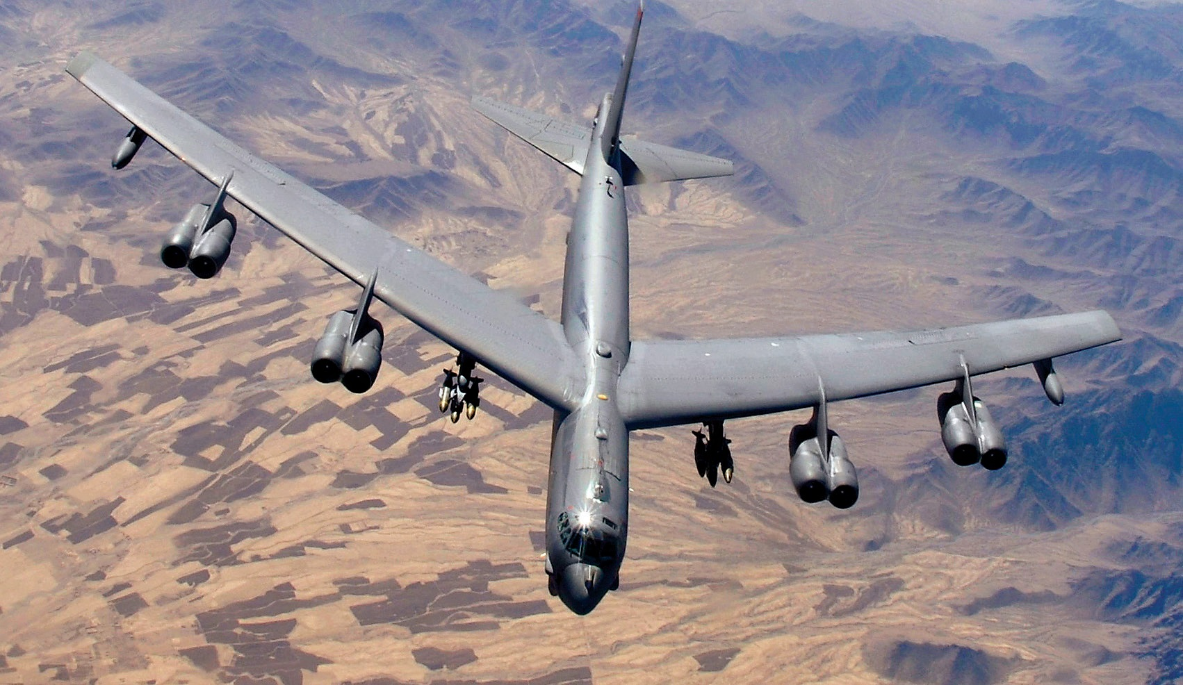 B-52 Bombers for Israel?