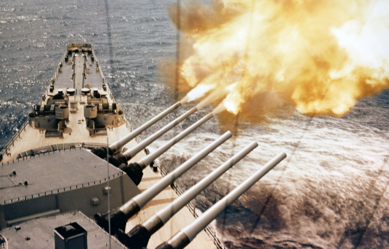 Battleship Showdown: Hitler's Bismarck vs. America's Iowa-Class Battleship (Who Wins?)