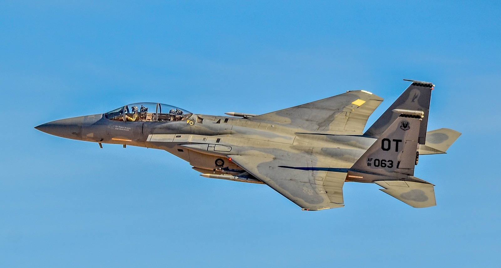 Boeing's F-15EX: We Have the Air Force's Master Plan for This New Warplane