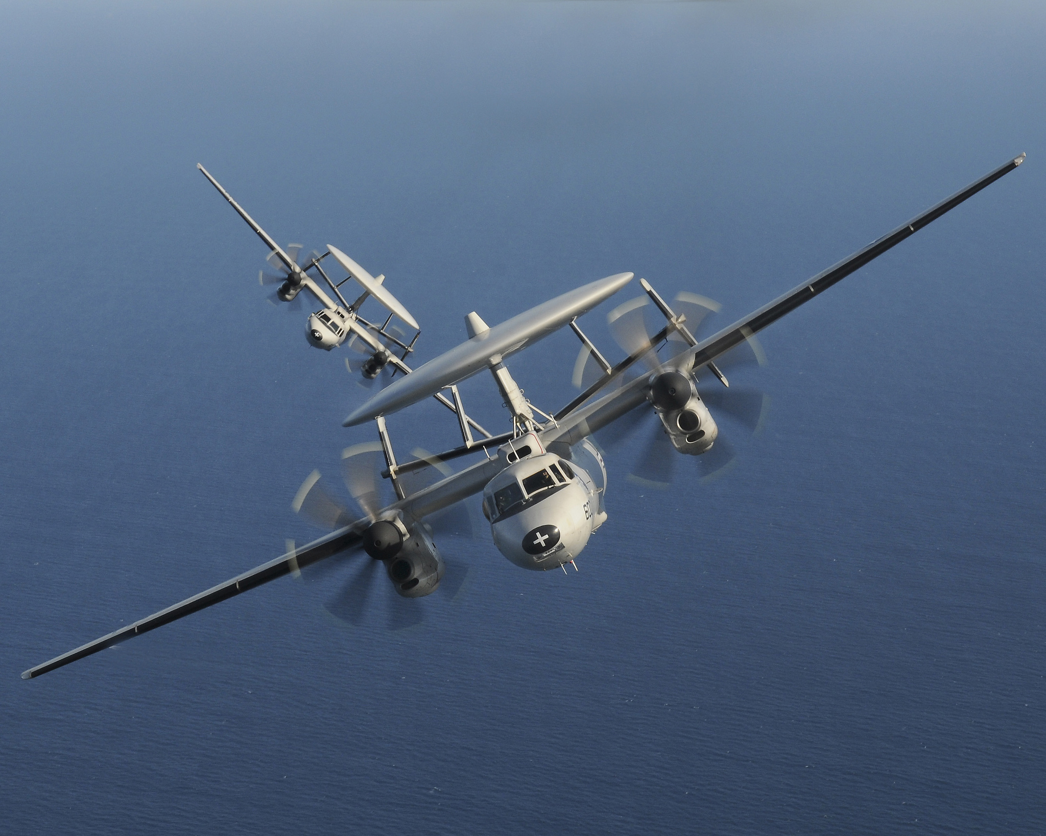 Northrop Grumman's E-2D Advanced Hawkeye: The U.S. Navy's Eyes and Ears Just Got Long Legs