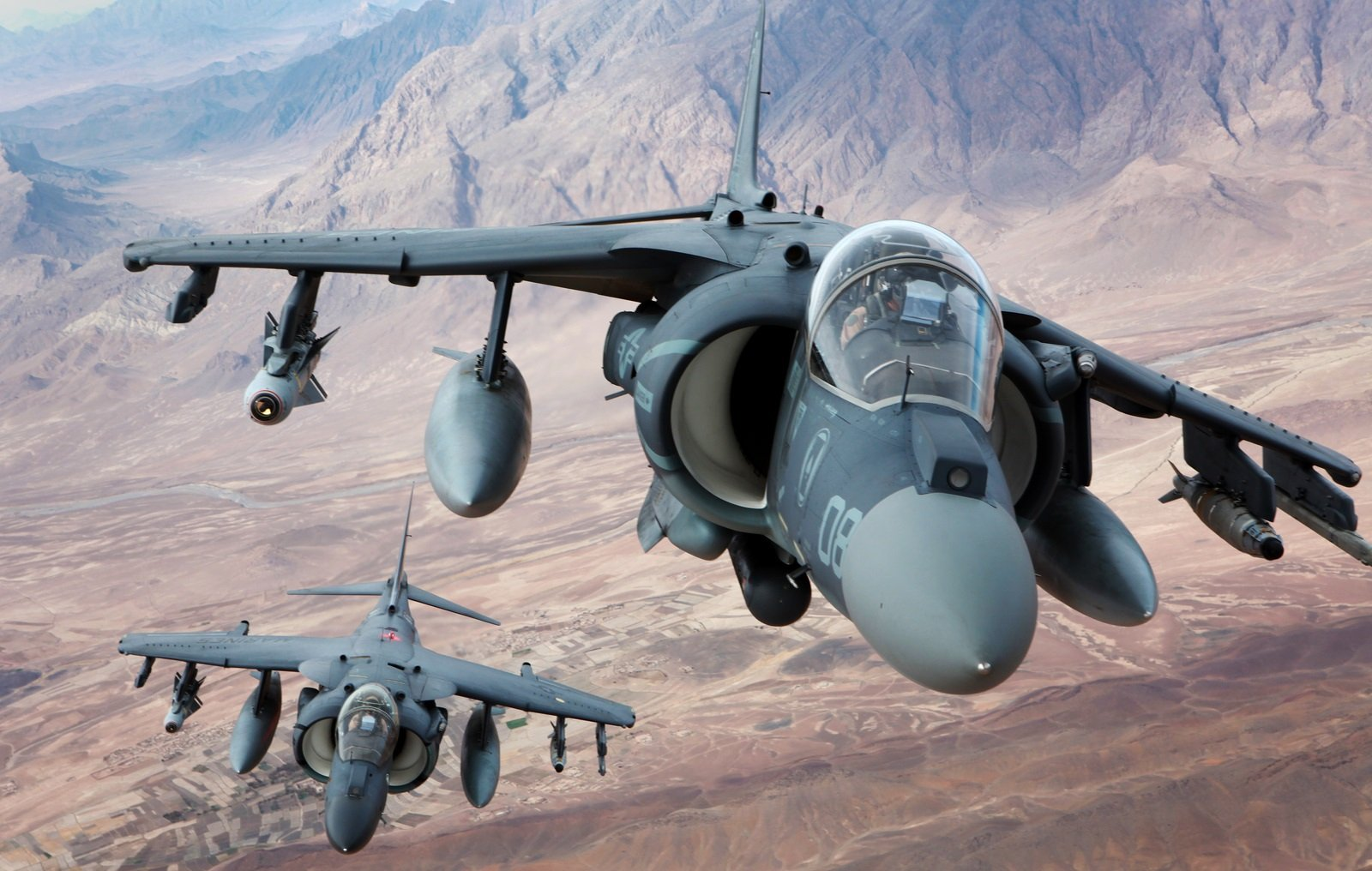 The Harrier: The U.S. Marine Corps Loves This Plane For 1 Big Reason