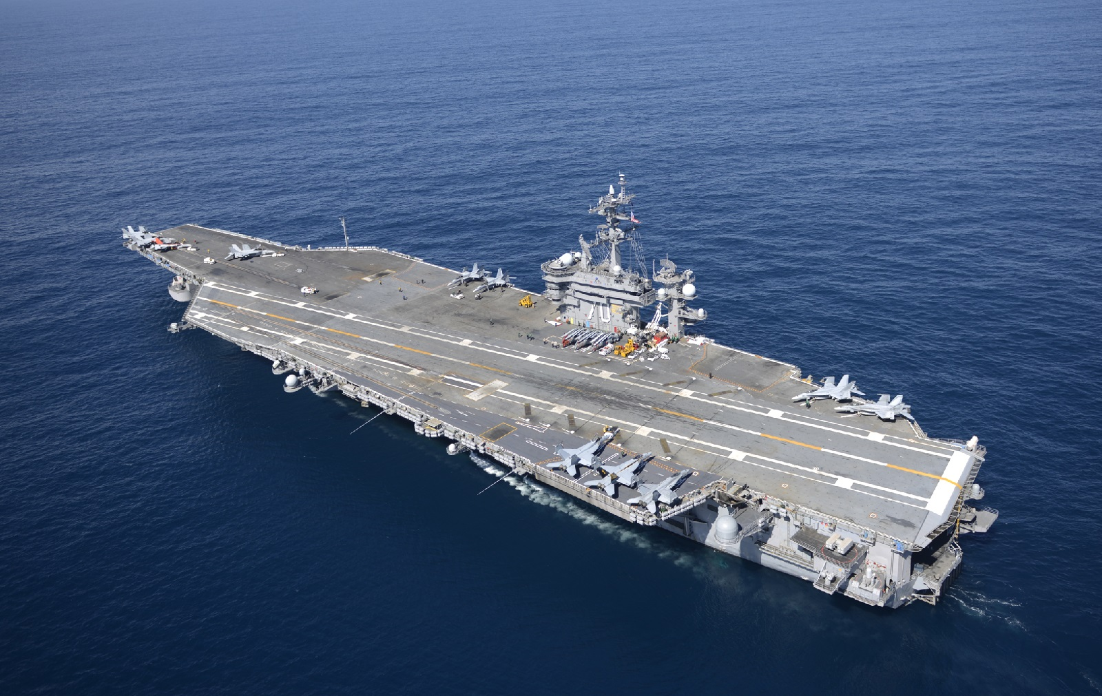 The U.S. Navy Loves Aircraft Carriers. Why Doesn't Russia?