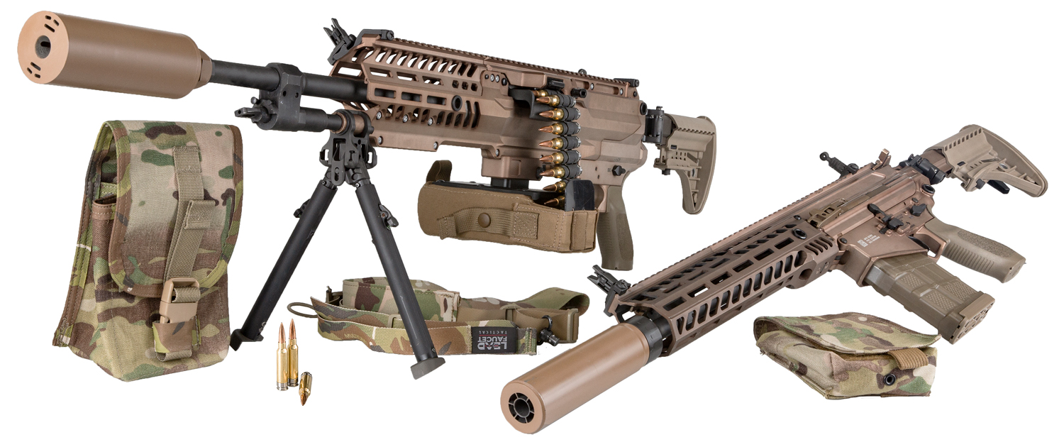 The Army's New Squad Rifle Could Do Everything (Or Be a Total Flop)