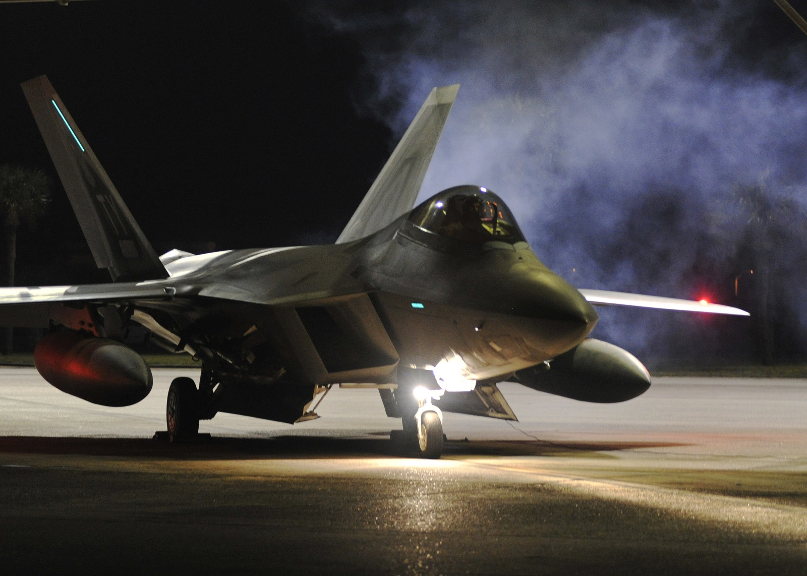 Stealth Shocker: China Claims It Can Track Air Force F-22 Raptors