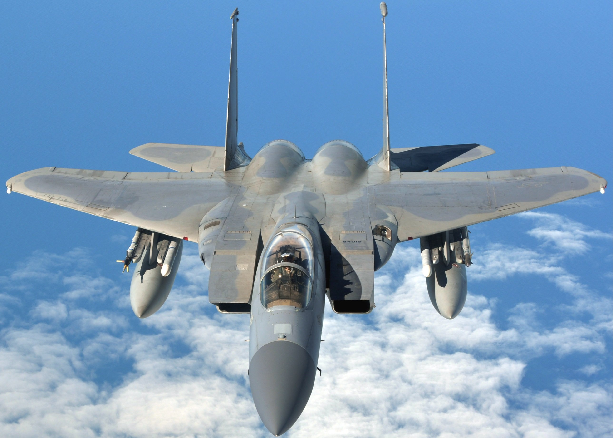 The F-15 Eagle: The Amazing Fighter Jet No Air Force Can Shootdown?