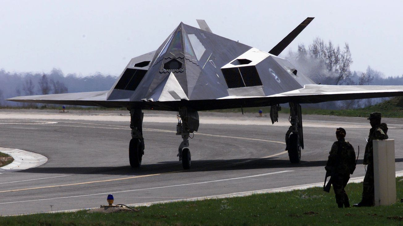 Why F-117 Airstrikes on Baghdad Were the Ultimate Showcase for Stealth